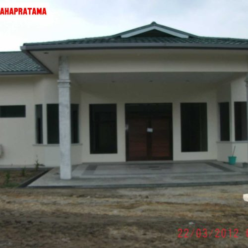 Project Guest House Cargill Manismata Kalimantan Barat Indonesia
