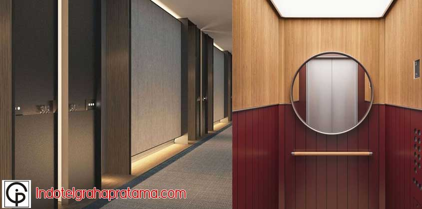 Hotel Lift Interior Design