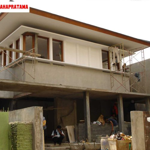 Project Rumah Dinas Bank Indonesia