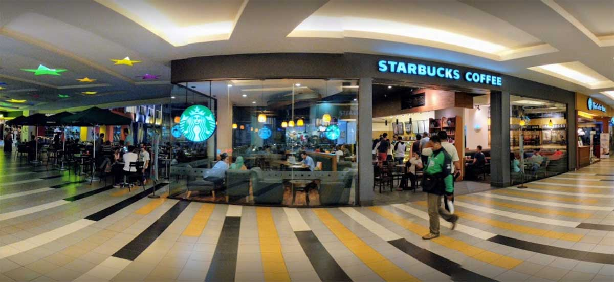 cafe starbucks